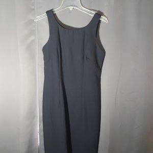 MISTY LANE BLACK DRESS CUTOUT BUTTON BACK AS 5/6